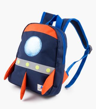 Rocket backpack.