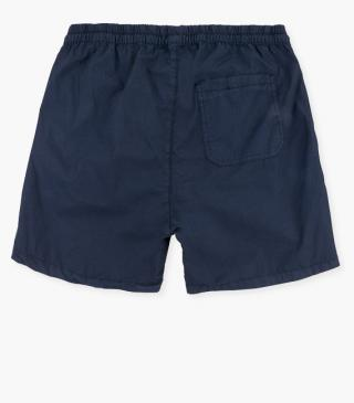 Shorts with elasticated waistband.