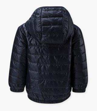 Lightweight quilted jacket.