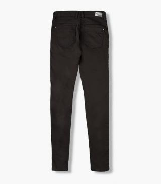 Lurex side band trousers.