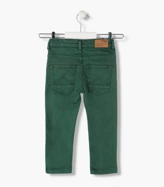 Green jeans.