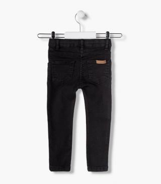 5-pocket trousers.