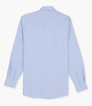 Essential collection shirt with long sleeves for man