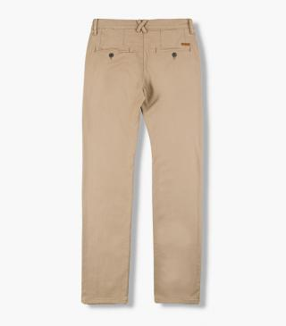 Chino trousers from our range of everyday essentials for man