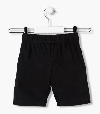 Single jersey shorts from the essential collection for junior boy
