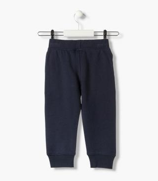 Ornamental drawstring trousers from our range of everyday essentials for junior boy
