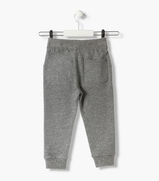 Plush trousers from our range of everyday essentials for boy