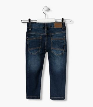 Cigarette jeans from the essential collection for junior boy