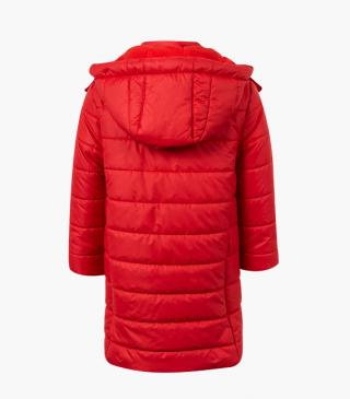 Quilted jacket from our range of everyday essentials for girl