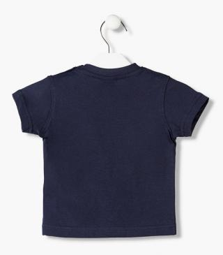 Essential collection jersey knit t-shirt for baby boy
