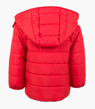 Detachable hood jacket from our range of everyday essentials for baby boy