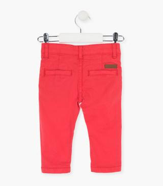 Skinny chino trousers from our selection of everyday essentials for baby boy