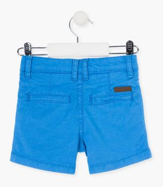 Cotton blend shorts from our selection of everyday essentials for baby boy