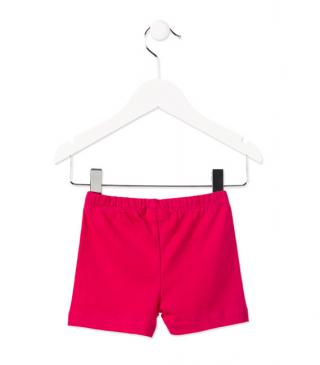 Basic shorts in single jersey.