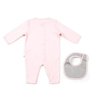 Pink organic cotton pack.
