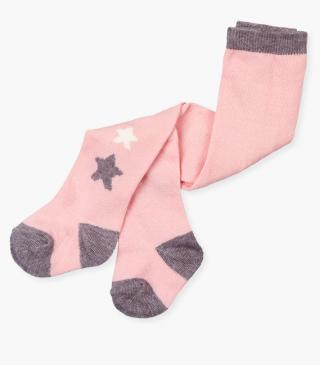 Star motif tights.