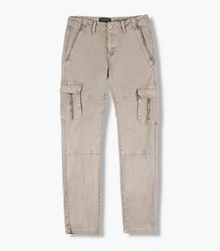 Front pocket trousers.