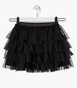 Gonna in tulle.