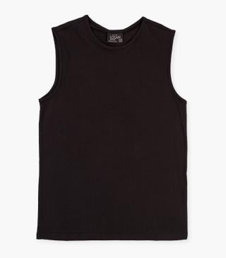 Essential collection tank for man