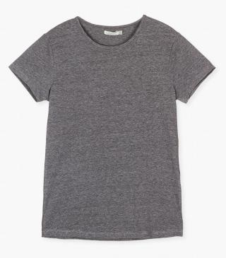 Short-sleeved t-shirt from Losan's essential collection for woman