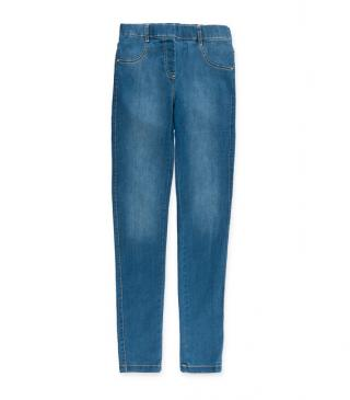 Denim jeggings from Losan's essential collection for woman