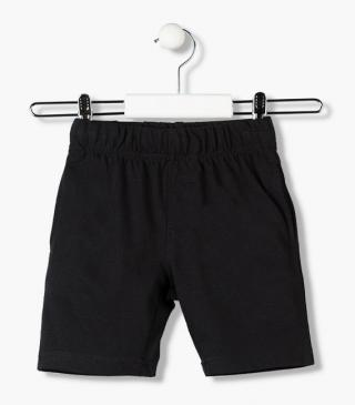 Essential collection single jersey shorts for boy