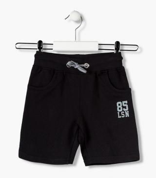 Essential collection plush shorts for boy