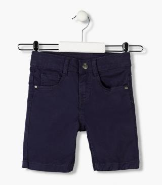 Essential collection twill shorts for junior boy
