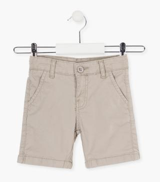 Cotton blend shorts from our range of everyday essentials for junior boy