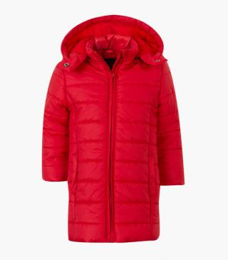 Quilted jacket from our range of everyday essentials for junior girl