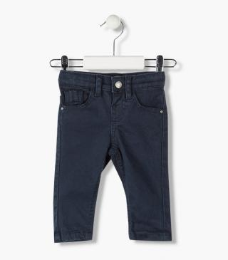 Twill skinny trousers from our range of everyday essentials for baby boy