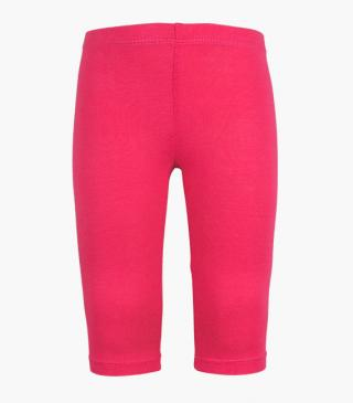 Essential collection jersey knit leggings for baby girl